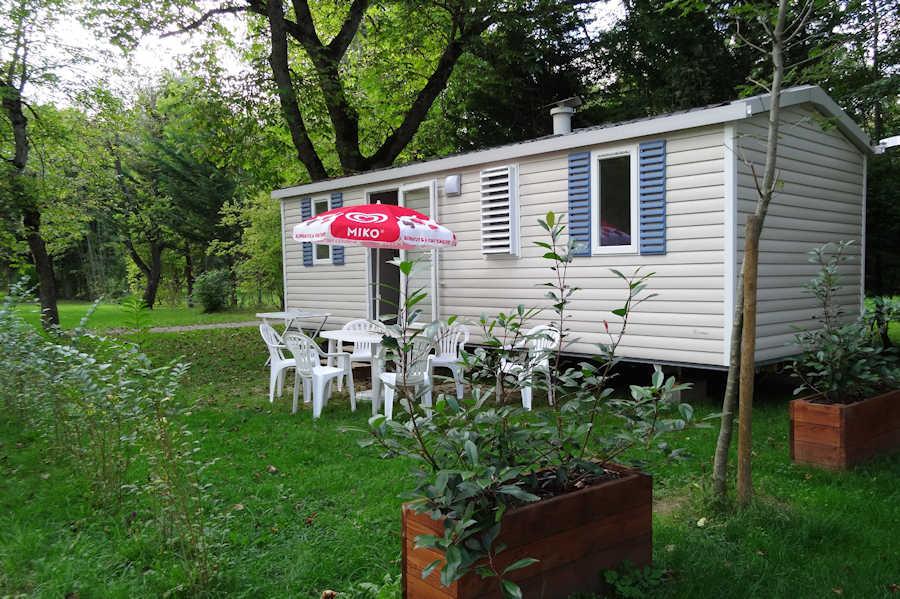 camping lozere le clos des peupliers Le Cenaret